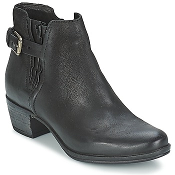 Chaussures Femme Boots Dream in Green GALINA Noir