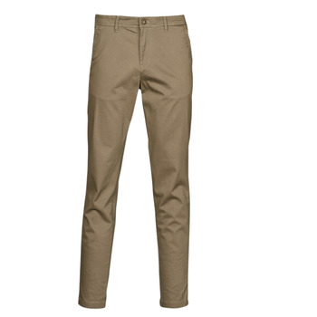 Vêtements Homme Chinos / Carrots Jack & Jones JJIMARCO Beige
