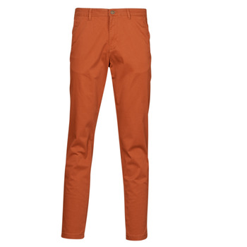 Vêtements Homme Chinos / Carrots Jack & Jones JJIMARCO Rouille