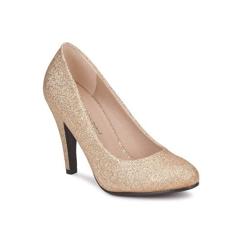 Chaussures Femme Escarpins Moony Mood EBALIA Gold