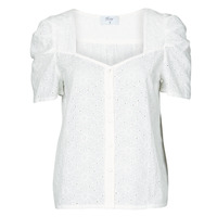 Vêtements Femme Tops / Blouses Betty London OOPSO Blanc