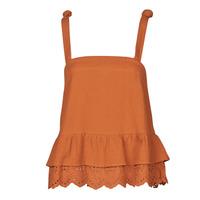 Vêtements Femme Tops / Blouses Betty London OULINE Rouille