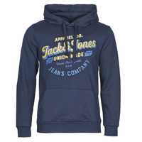 Vêtements Homme Sweats Jack & Jones JJEJEANS Marine