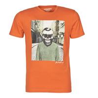 Vêtements Homme T-shirts manches courtes Jack & Jones JORSKULLING Orange