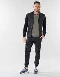 Vêtements Homme Pantalons cargo Jack & Jones JJIPAUL Noir