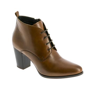 Chaussures Femme Boots André ROSARIO Cognac