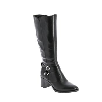 Chaussures Femme Bottes ville André ELIOTTA Noir