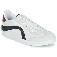 Chaussures Femme Baskets basses André CALLISTA Blanc