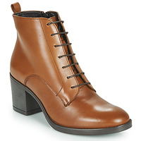 Chaussures Femme Bottines André EDONY Camel