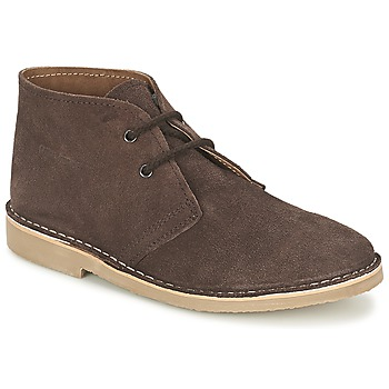 Chaussures Homme Boots Casual Attitude IXIFU Marron