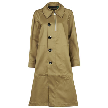 Vêtements Femme Trenchs G-Star Raw TRENCH WMN Beige