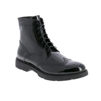 Chaussures Homme Boots André CAMPBELL Noir