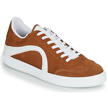 Chaussures Homme Baskets basses André POLO Marron
