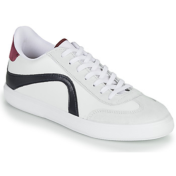 Chaussures Homme Baskets basses André POLO 2 Blanc