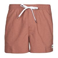 Vêtements Homme Maillots / Shorts de bain Quiksilver EVERYDAY VOLLEY 15 Terracotta