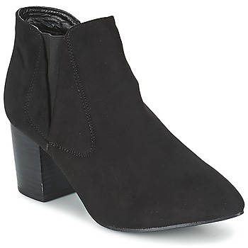 Chaussures Femme Bottines Eclipse CALLY Noir