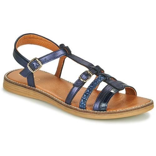 Chaussures Fille Sandales et Nu-pieds GBB OLALA Bleu