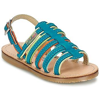 Chaussures Femme Sandales et Nu-pieds Les Tropéziennes par M Belarbi MISS Bleu
