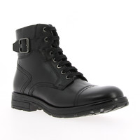 Chaussures Homme Boots André ROCKY Noir