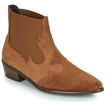 Chaussures Femme Boots Fericelli NANTIAG Camel