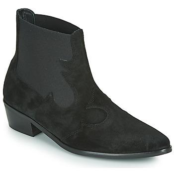 Chaussures Femme Boots Fericelli NANTIAG Noir