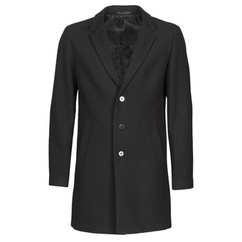 Vêtements Homme Manteaux Jack & Jones JJEMOULDER Noir