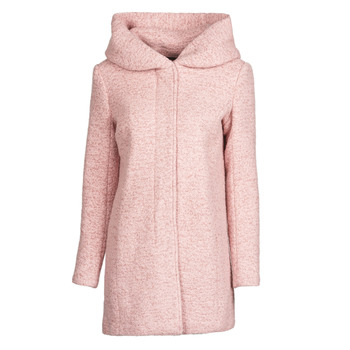 Vêtements Femme Manteaux Only ONLNEWSEDONA Rose