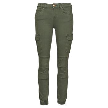 Vêtements Femme Pantalons cargo Only ONLMISSOURI Kaki
