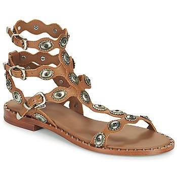 Chaussures Femme Sandales et Nu-pieds Ash PHOENIX Marron