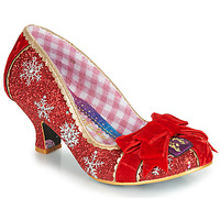 Chaussures Femme Escarpins Irregular Choice SNOW QUEEN Rouge