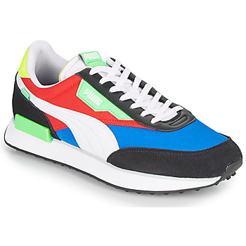 Chaussures Homme Baskets basses Puma FUTURE RIDER PLAY ON Multicolore