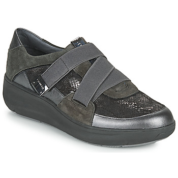 Chaussures Femme Baskets basses Stonefly ROCK 11 Gris