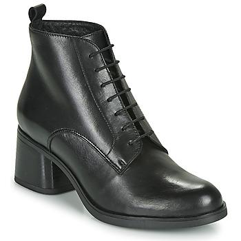 Chaussures Femme Bottines André EADBERT Noir