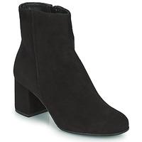 Chaussures Femme Bottines André CADROE Noir