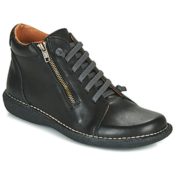 Chaussures Femme Boots Casual Attitude NELIO Noir