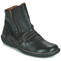 Chaussures Femme Boots Casual Attitude NELIOO Noir