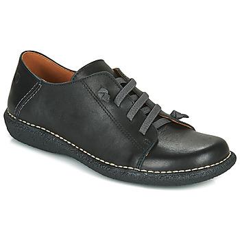Chaussures Femme Derbies Casual Attitude NIPITE Noir