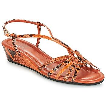 Chaussures Femme Sandales et Nu-pieds Amalfi by Rangoni NAMIBIAPRT Orange