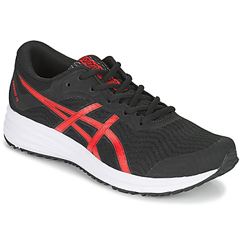 Chaussures Homme Running / trail Asics PATRIOT 12 Noir / Rouge