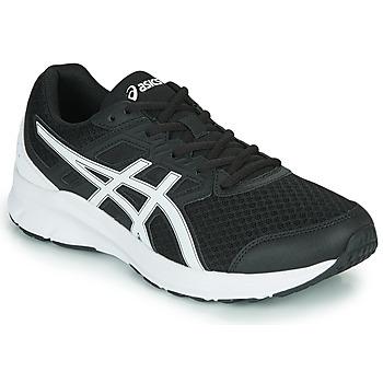 Chaussures Homme Running / trail Asics JOLT 3 Noir / Blanc