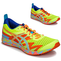 Chaussures Homme Running / trail Asics NOOSA TRI 12 Jaune / Multicolore