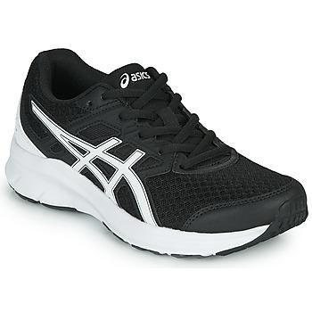 Chaussures Femme Running / trail Asics JOLT 3 Noir / Blanc