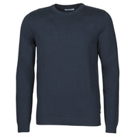 Vêtements Homme Pulls Jack & Jones JJEBASIC Marine