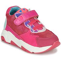 Chaussures Fille Baskets montantes Agatha Ruiz de la Prada BRAZIL Rose