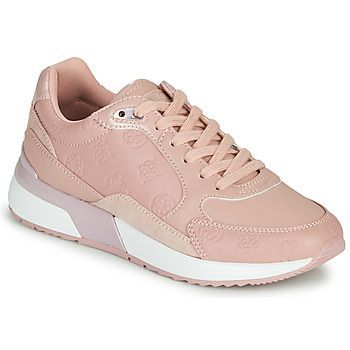 Chaussures Femme Baskets basses Guess MOXEA 2 Rose