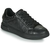 Chaussures Femme Baskets basses Guess RIYAN Noir