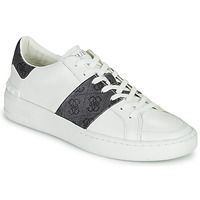 Chaussures Homme Baskets basses Guess VERONA Blanc