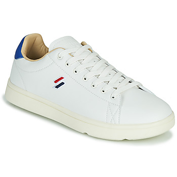 Chaussures Homme Baskets basses Superdry VINTAGE TENNIS Blanc