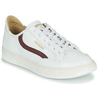 Chaussures Homme Baskets basses Superdry BASKET LUX LOW TRAINER Blanc