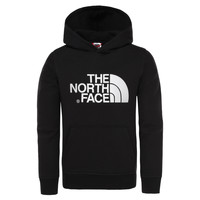Vêtements Garçon Sweats The North Face DREW PEAK HOODIE Noir